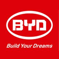 BYD company logo